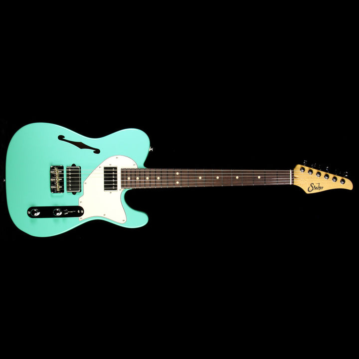Suhr Alt T Pro Limited Edition Electric Guitar Seafoam Green JS3H3N