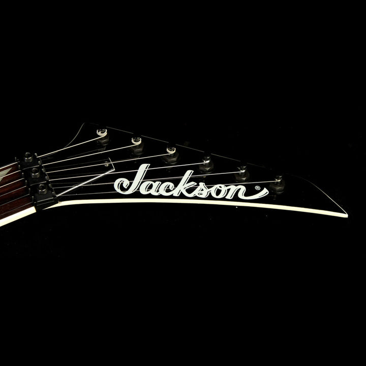 Used Jackson X Series KEXQ Kelly Electric Guitar Transparent Black Burst 2916131585