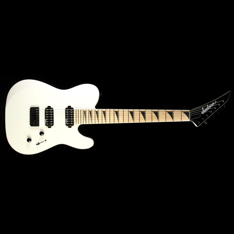 Used Jackson X Series TY2-7 HT Telly Electric Guitar Snow White 2916920576
