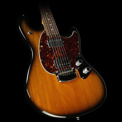 Used 2016 Ernie Ball Music Man Modern Classic Stringray Electric Guitar Sunburst