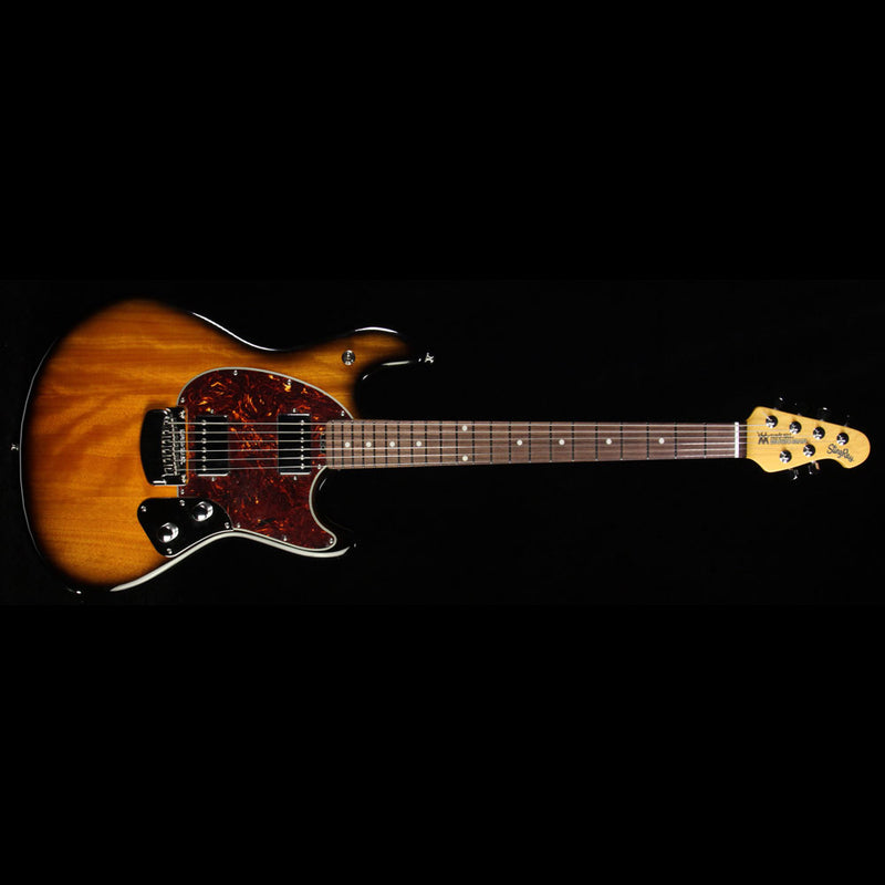 Used 2016 Ernie Ball Music Man Modern Classic Stringray Electric Guitar Sunburst G73019