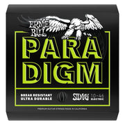 Ernie Ball Paradigm Regular Slinky Electric Guitar Strings 10-46