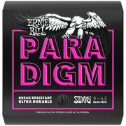 Ernie Ball Paradigm Super Slinky Electric Guitar Strings 9-42