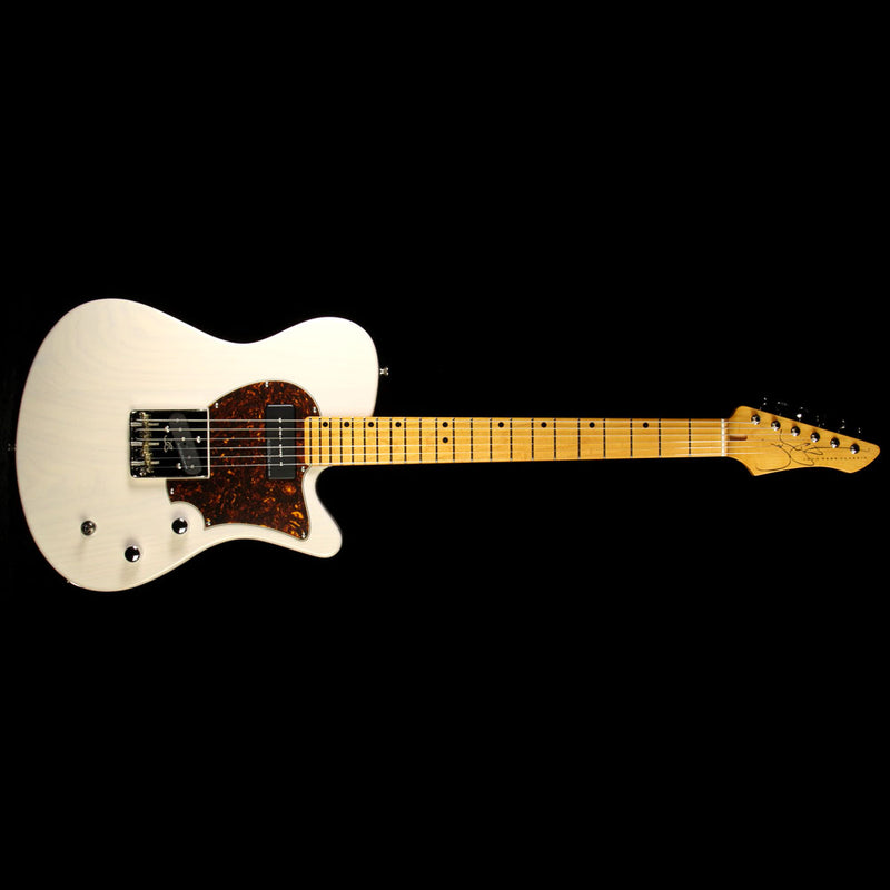 John Page Classic The AJ Special Electric Guitar Blond Translucent JPC1059