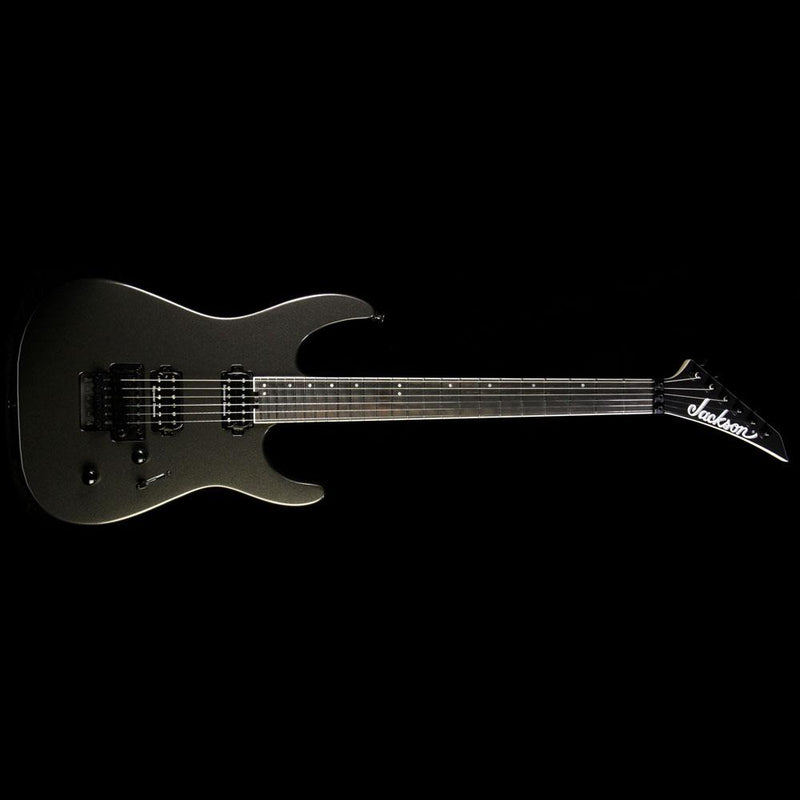 jackson pro series dinky dk2 electric guitar satin granite crystal the music zoo. Black Bedroom Furniture Sets. Home Design Ideas