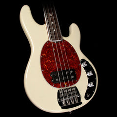 Ernie Ball Music Man 40th Anniversary StingRay Old Smoothie Electric Bass Trans Buttercream