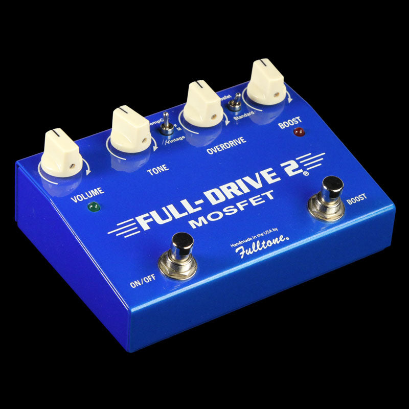 Used Fulltone Full-Drive 2 Mosfet Pedal Effects Pedal