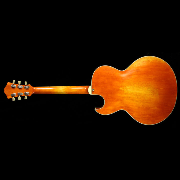 Used Eastman T49/v Archtop Electric Guitar Antique Amber 16650899
