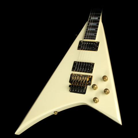 Used Jackson Custom Shop Exclusive Randy Rhoads RR 1.5 Electric Guitar Cream