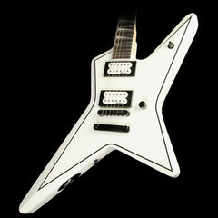 Jackson JS Series Gus G. Star Electric Guitar Satin White