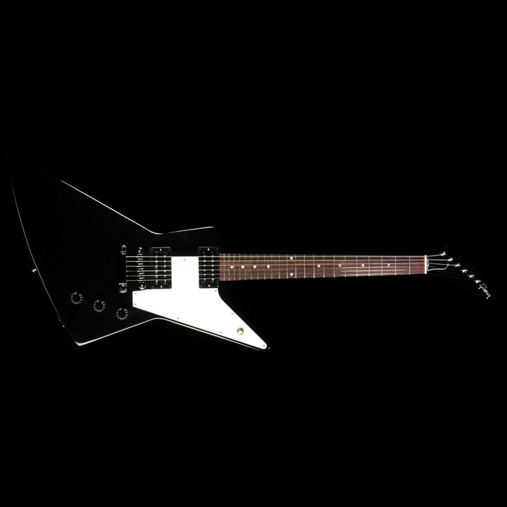 Used 2016 Gibson Explorer T Electric Guitar Ebony DSXREBCH1