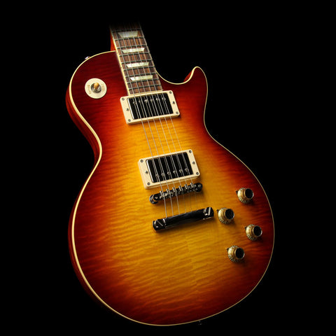Used 2014 Gibson Custom Shop Benchmark Limited Run '60 Les Paul Gloss Electric Guitar Bourbon Burst