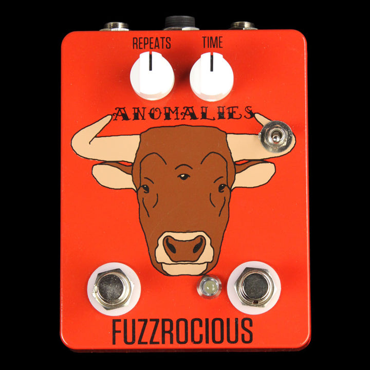 Fuzzrocious Anomalies Delay Effects Pedal ANOMALIES