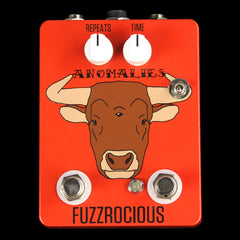 Fuzzrocious Anomalies Delay Effects Pedal