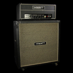 "1973 Hiwatt DR103 100 Watt Guitar Amplifier Head and SE4123 4x12"" Fane-Loaded Speaker Cabinet"
