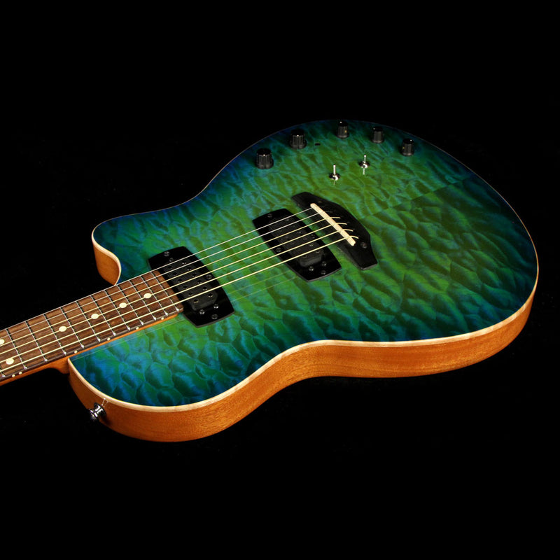 Used Tom Anderson Guitarworks Crowdster Plus 2 Acoustic Guitar Maui Kazowie 061813A