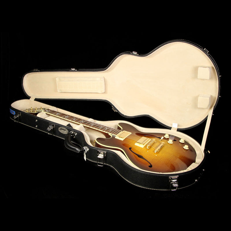 Used Collings I-35 Deluxe Semi-Hollowbody Electric Guitar Tobacco Sunburst