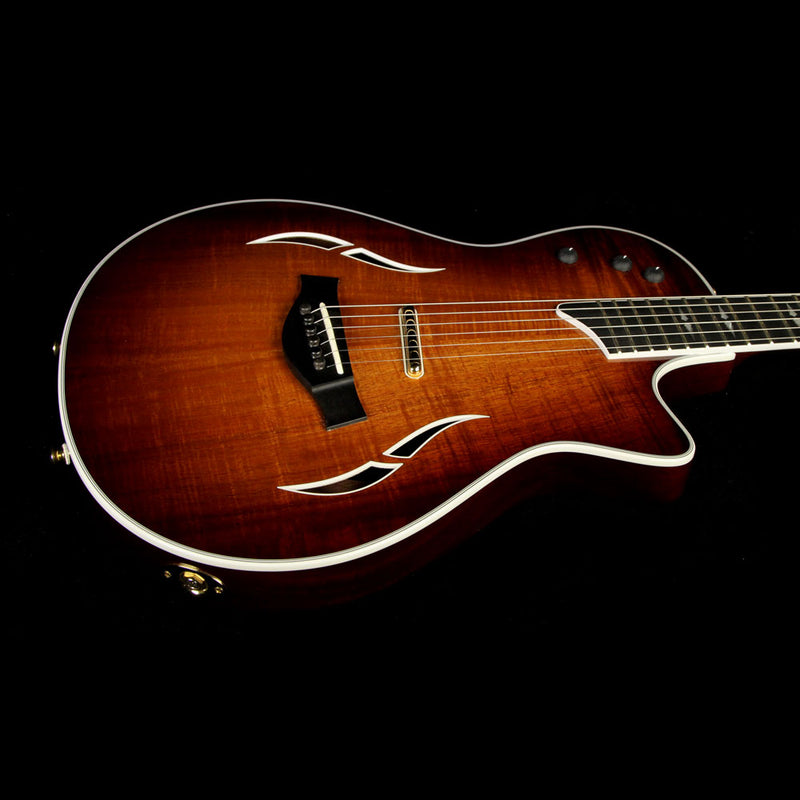Used 2015 Taylor T5z Custom Koa Electric Guitar Shaded Edgeburst