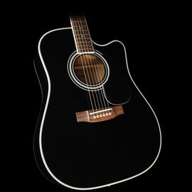 Takamine EF341SC Acoustic Guitar Gloss Black