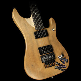 Used 2014 Washburn Nuno Bettencourt N4 Vintage Electric Guitar Natural