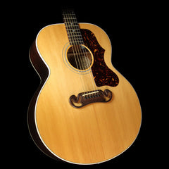 Used 1993 Gibson J-100 Xtra Acoustic/Electric Guitar Natural