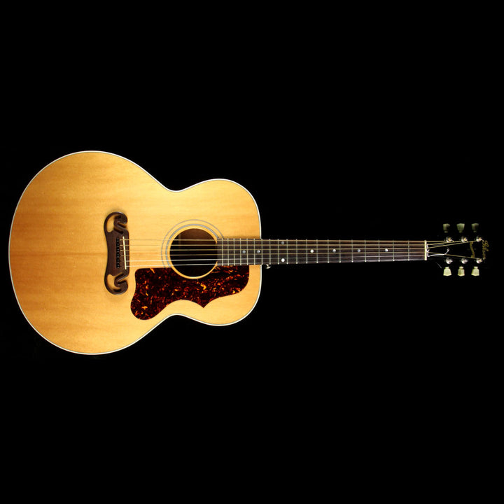 Used 1993 Gibson J-100 Xtra Acoustic Guitar Natural 91263004