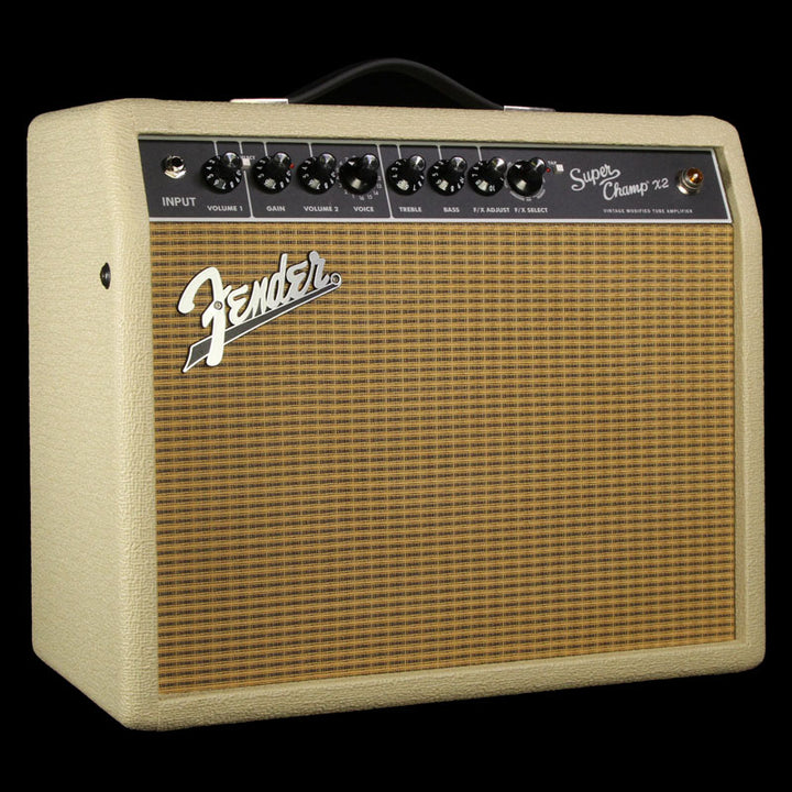 Fender FSR Super Champ X2 Amplifier Blonde 2223000402