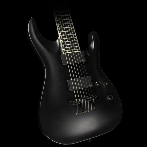 Used ESP E-II Horizon 7-String Electric Guitar Black Matte