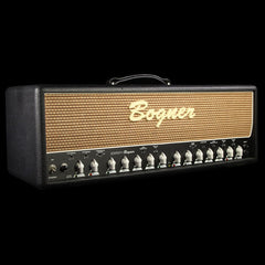 Used Bogner Ecstacy Head Electric Guitar Amplifier with Roadcase