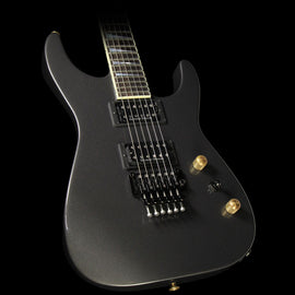 Used 2012 Jackson Custom Shop Exclusive SL2H-V Soloist Electric Guitar Gun Metal Grey with FU Tone Upgrades