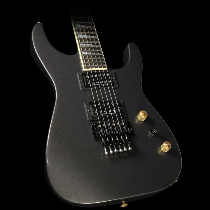 Used 2012 Jackson Custom Shop Exclusive SL2H-V Soloist Electric Guitar Gun Metal Grey with FU Tone Upgrades J78765