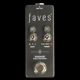 Chase Bliss Faves MIDI Controller