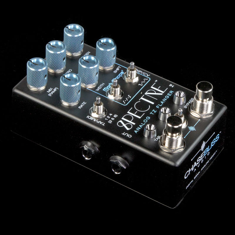 Chase Bliss Spectre Analog TZ Flanger Effect Pedal