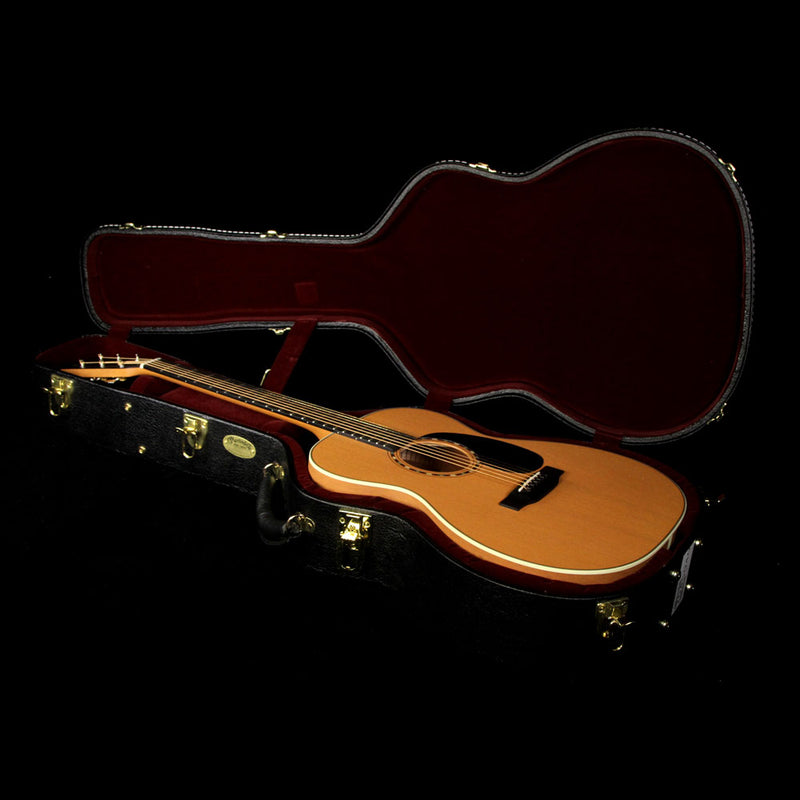 Martin 2017 NAMM Display 000-15 Special 14-Fret Acoustic Guitar Tangerine