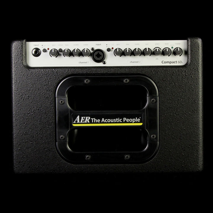 AER Compact 60/3 Acoustic Guitar Combo Amplifier COMPACT-60/3