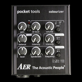 AER Colourizer Pre-Amplifier Mixer Effect Pedal