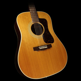 Used 1979 Guild D-40 Acoustic Guitar Natural