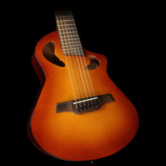 Avante by Veillette Gryphon Short Scale Acoustic-Electric Guitar Sunburst
