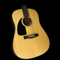 Fender CD-100 Left-Handed Acoustic Guitar Natural