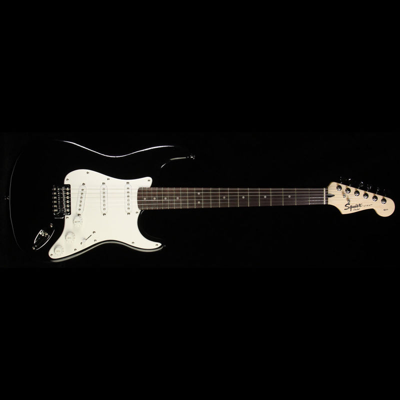 Used Squier Affinity Series Special Stratocaster Electric Guitar Black SDKS12059568