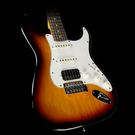Used Squier Vintage Modified Stratocaster Electric Guitar 3-Tone Sunburst
