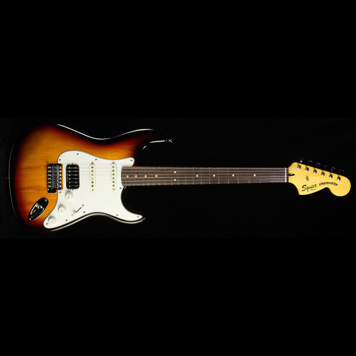 Used Squier Vintage Modified Stratocaster Electric Guitar 3-Tone Sunburst 0301215500