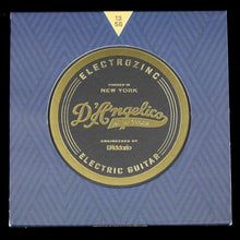 D'Angelico Electrozinc Jazz  Strings Electric Guitar Strings 13-56