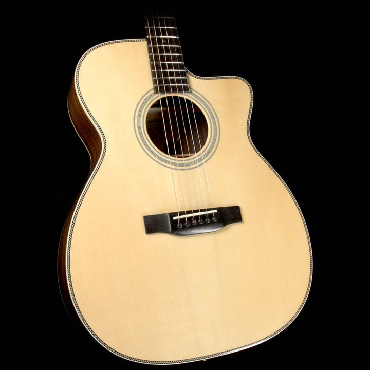 Eastman E20OMCE Orchestra Acoustic Guitar Natural 12755078