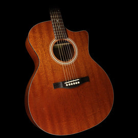Eastman AC-GA2CE Grand Auditorium Acoustic/Electric Guitar Natural