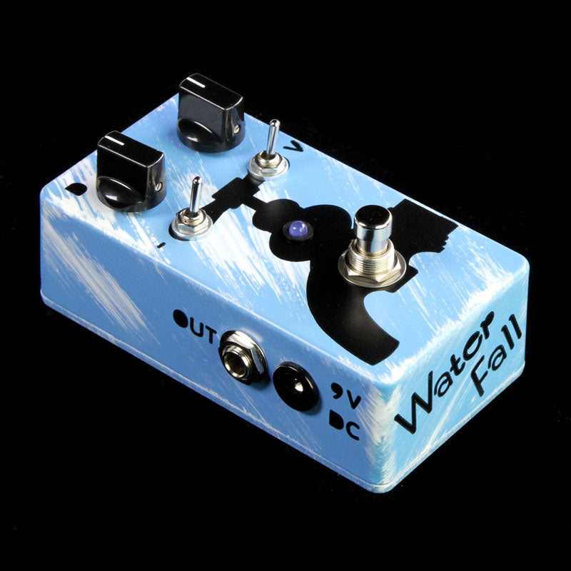 JAM Pedals Waterfall Chorus/Vibrato Effects Pedal WF