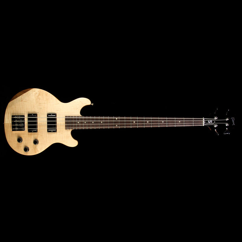 Used 2007 Gibson Money Bass Electric Bass Guitar Natural 15670571