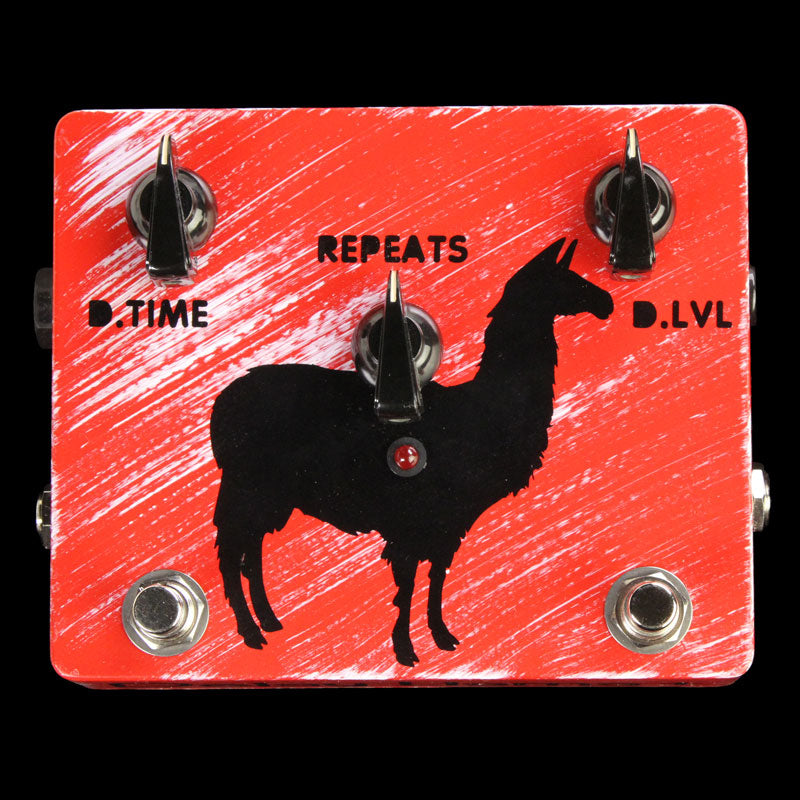 JAM Pedals Delay Llama+ Delay Effects Pedal