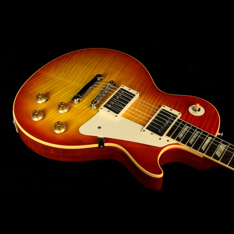 Used 2008 Gibson Custom Shop '59 Les Paul Electric Guitar Washed Cherry 98339