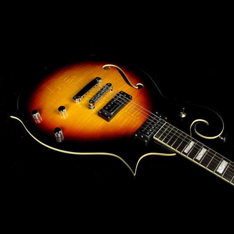 Used Eastwood 1975 Morris The Cosey Electric Guitar Sunburst 1615